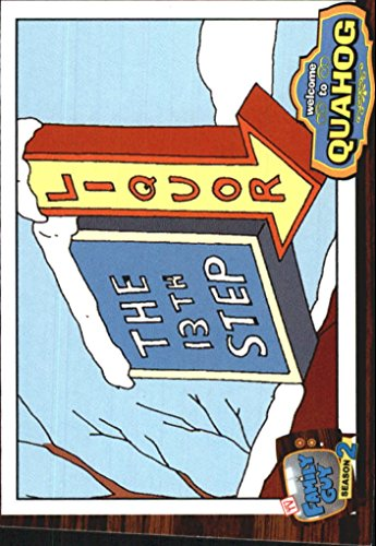 2006 Family Guy Season Two #15 The 13Th Step Liquor Store - NM-MT