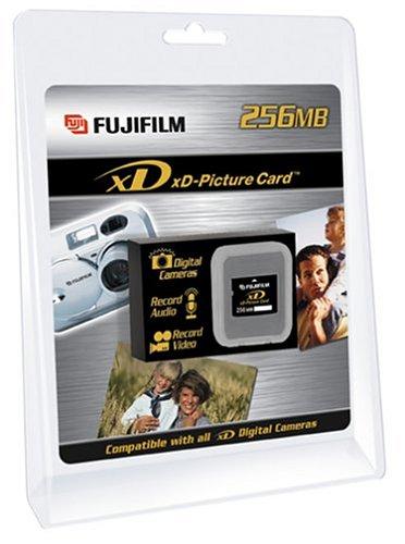 Fujifilm xD-Picture Card 256MB memoria flash 0,25 GB: Amazon ...