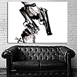Poster Mural Movie Boondock Saints 35x47 inch (90x120 cm) on Canvas