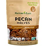 Nature's Eats Pecan Halves, 6 Ounce