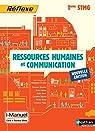 Ressources humaines et communication - Tle STMG par Bouvier