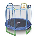 Little Tikes 10′ Sports Trampoline Review