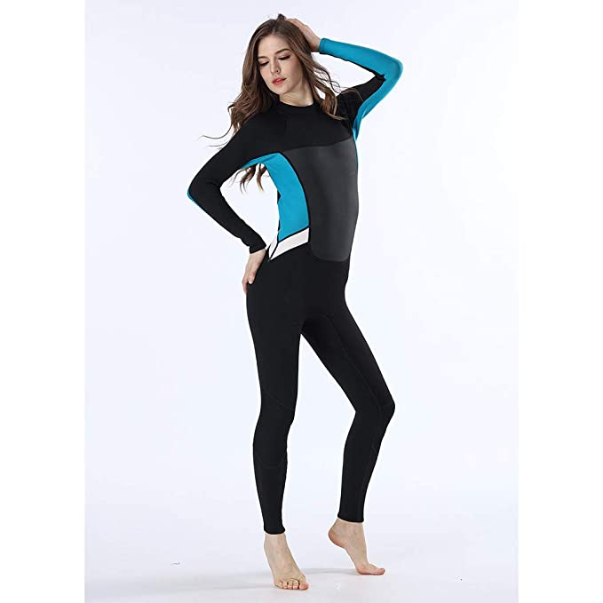 Amazon.com: HowLoo Wetsuit for Womens Long Sleeve Stretch ...