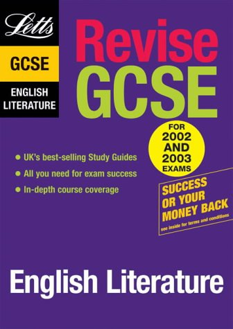 Revise GCSE English Literature by Letts Educational