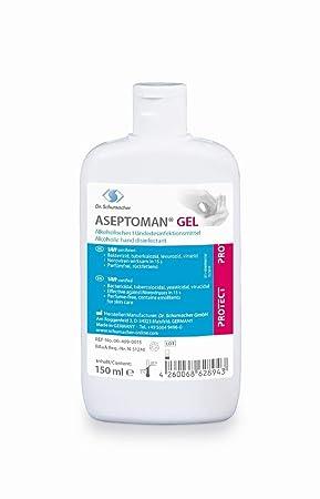 Handedesinfektionsmittel Aseptoman Gel 150 Ml Pzn 10109063