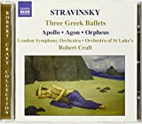 Stravinsky: Three Greek