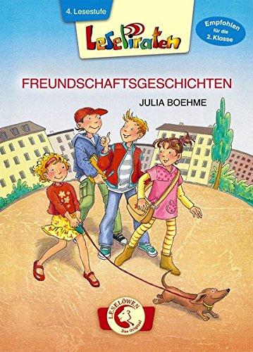 Lesepiraten - Freundschaftsgeschichten
