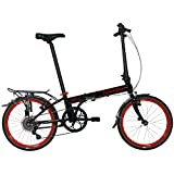 Product icon of Dahon Speed D7 Street 20'' 7 Speed Folding Bicycle