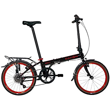 Amazon.com : Dahon Speed D7 Street 20 7 Speed Folding ...