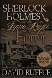 Sherlock Holmes and the Lyme Regis Horror - Expanded 2nd Edition, David Ruffle, 1780920563