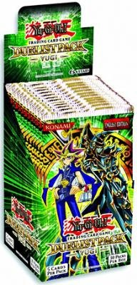 YuGiOh 5D's Duelist Pack Yugi Booster Box [Toy]