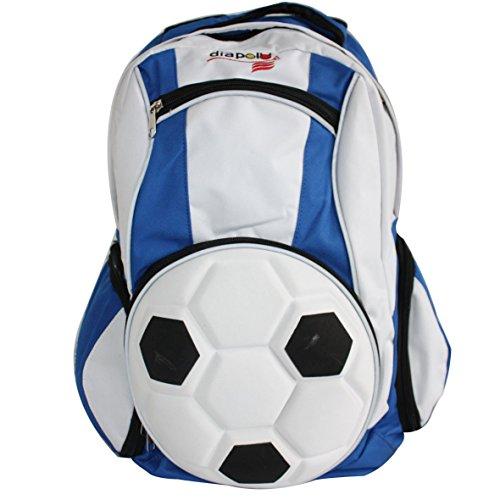 Diapolo Griechenland Fußball Rucksack Sporttasche Tasche