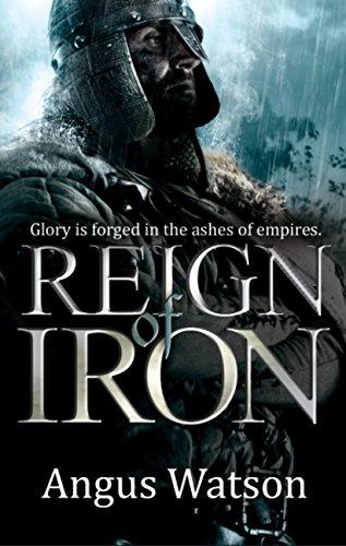 Reign of Iron (Iron Age Book 3)