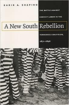 Book A New South Rebellion: The Battle against Convict Labor in the Tennessee Coalfields, 1871-1896 (Fred W. Morrison Series in Southern Studies) by Karin A. Shapiro (1998-09-07)