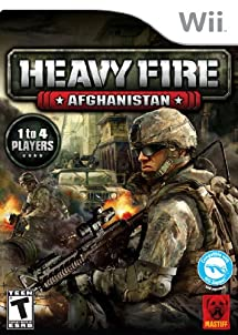 Heavy Fire: Afghanistan Wii