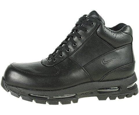 Air Max Shox (NIKE Men's Air Max Goadome Boot, Black/Black-Black, 11.5)