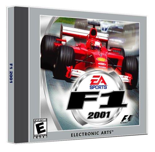 F1 2001 (Jewel Case) - PC ()