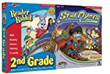 Software : Reader Rabbit 2nd Grade and StarFlyers Royal Jewel Rescue - PC/Mac