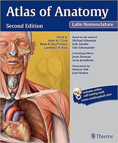 Atlas of Anatomy Latin Nomenclature: 9781604067477: Medicine ...