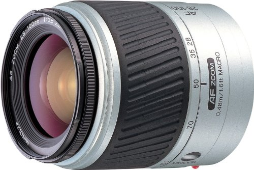 Konica Minolta 28-100mm f/3.5-5.6 Maxxum D Series SLR Zoom Lens