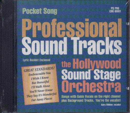 Pocket Song Professional Sound Tracks - Love Songs Become You