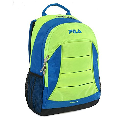 Fila, Filatech, Horizon Backpack (Neon Colbalt)