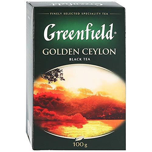 Greenfield black tea (Golden ceylon)