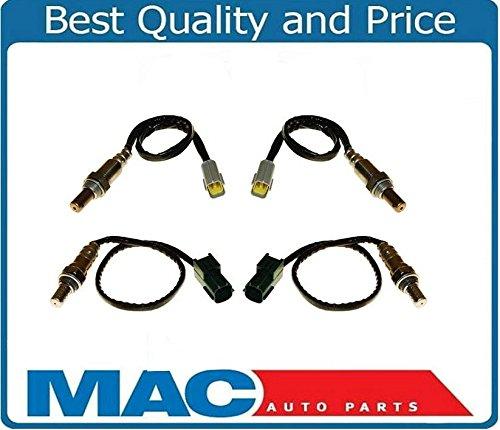 Mac Auto Parts 139404 QX56 Armada Titan 5.6L Front & Rear Oxygen Sensors (4) O2 Sensor by Mac Auto Parts