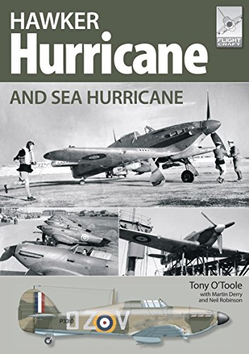 Hawker Hurricane: and Sea Hurricane (Flight (Hawker Hurricane Fighter)