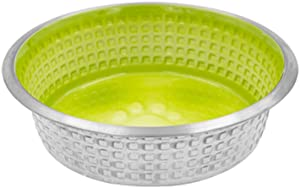 Fuzzy Puppy Pet Products Paw Print Designer Bowl Series