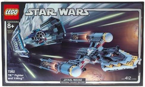 B000296E0E Lego Star Wars Tie Fighter & Y-Wing 510RCRK12JL.