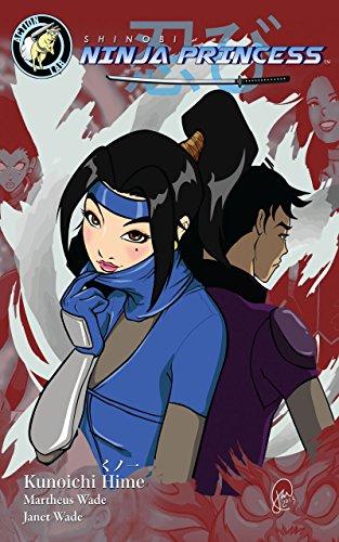 Amazon.com: Ninja Princess: Shinobi Vol.1 (TPB) eBook ...