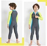 Girls Boys Kids Summer Surfing Swimsuit Rush Guard