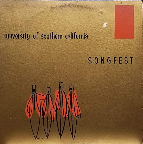 University of Southern California 1958 Songfest (2 Vinyl Record Set) ()