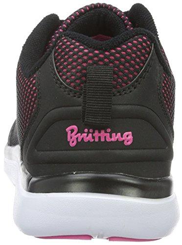 Bruetting Bounce, Zapatillas para Mujer Rosa (PINK/SCHWARZ)