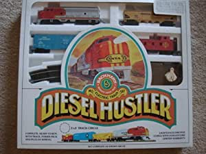 Exactly bachmann diesel hustler