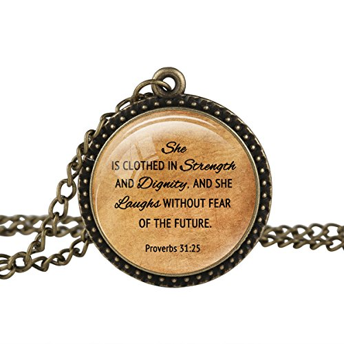FM42 Christian Religious Inspirational Necklace product image