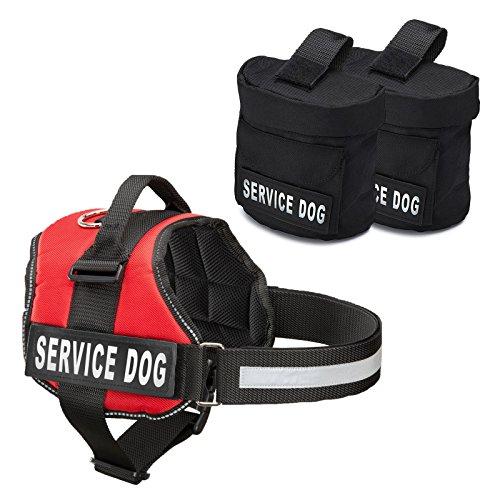 backpack service dog - 1