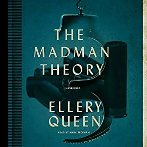 The Madman Theory Audiobook