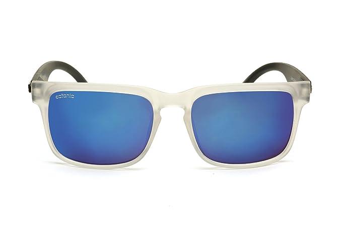 5cfc4cd7e Catania Occhiali Gafas de Sol - Modelo Wayfarer Vintage Classic - Gafas  Unisex - (Cristales U400, UVA UVB) - Incluye Toallita de Limpieza:  Amazon.es: Ropa y ...