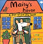 Maisy's House: A Pop-up and Play Book
