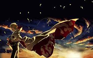 Naruto Uzumaki Manga Anime Art Poster 24x36 inches Junko Takeuchi High Quality Gloss Poster 3