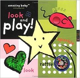 Descargar Bit Torrent Amazing Baby Look And Play: Activity Play Book Epub Torrent