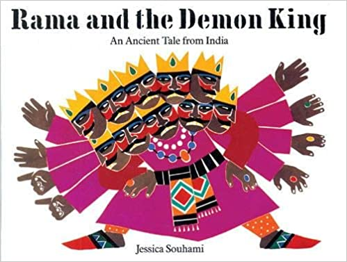 Rama and the Demon King Big Book: A Tale of Ancient India