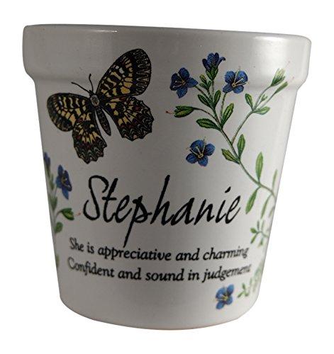 (Personlaized Candle Pots Personalized Candle Pots PCP - Stephanie)
