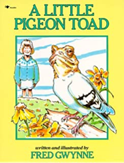 The king who rained fred gwynne 9780440841272 amazon books a little pigeon toad fandeluxe Gallery