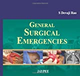 General Surgical Emergencies, Rao, 9350259613