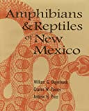Amphibians and Reptiles of New Mexico, Degenhardt, William G. and Painter, Charles W., 0826316956