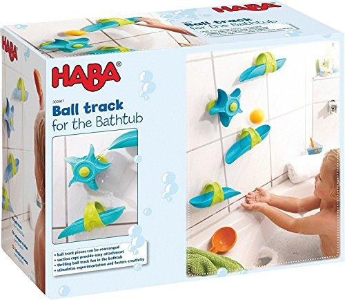 HABA Bathtub Ball Track Play
