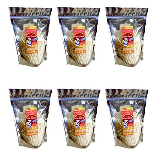 Paradise Pet 6 Sachets Brown Sugar Pet Store ParadisePet Sugar Glider Food and Supplies Fish Snack 120 g. + Bonus 15% by Paradise Pet